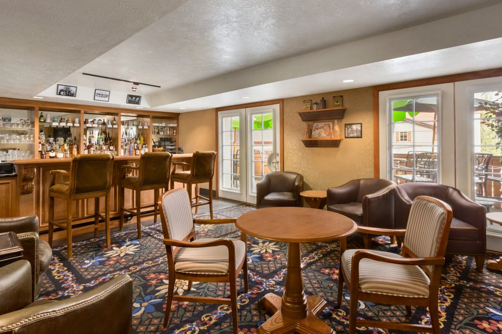 the Pub at Zermatt: 784 Resort Dr, Midway, UT