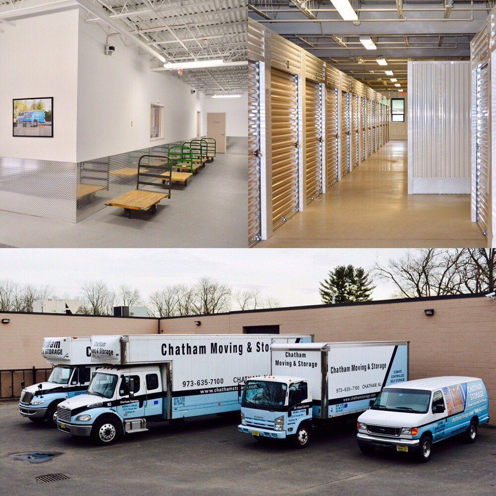 Chatham Moving & Storage: 223 N Passaic Ave, Chatham, NJ