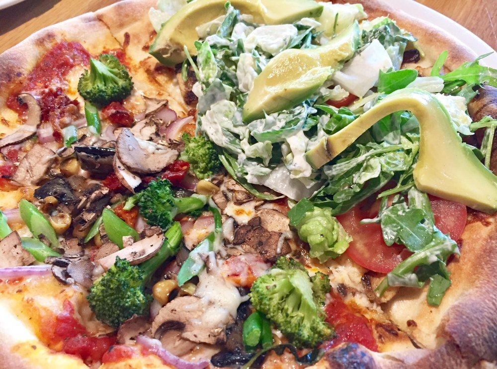 Photo Of California Pizza Kitchen   Bellevue, WA, United States. Half  California Club