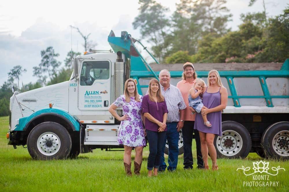 Allen Tractor Service: 1490 Arredondo Grant Rd, De Leon Springs, FL