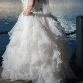 624b425bb132 Photo of Sixpence Bridal Boutique - Midlothian, VA, United States. The  awful bustle