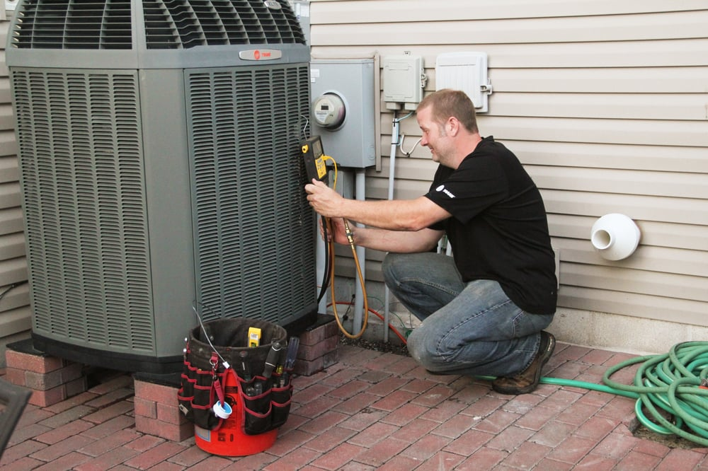 Knight Heating And Air Conditioning: 13535 89th St NE, Otsego, MN