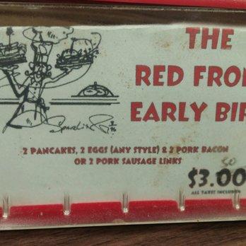 Best early bird deals bristol