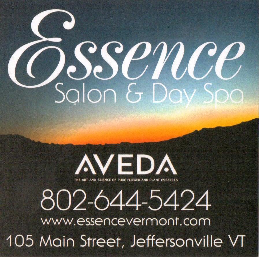 Essence Salon Day Spa Jeffersonville Vt