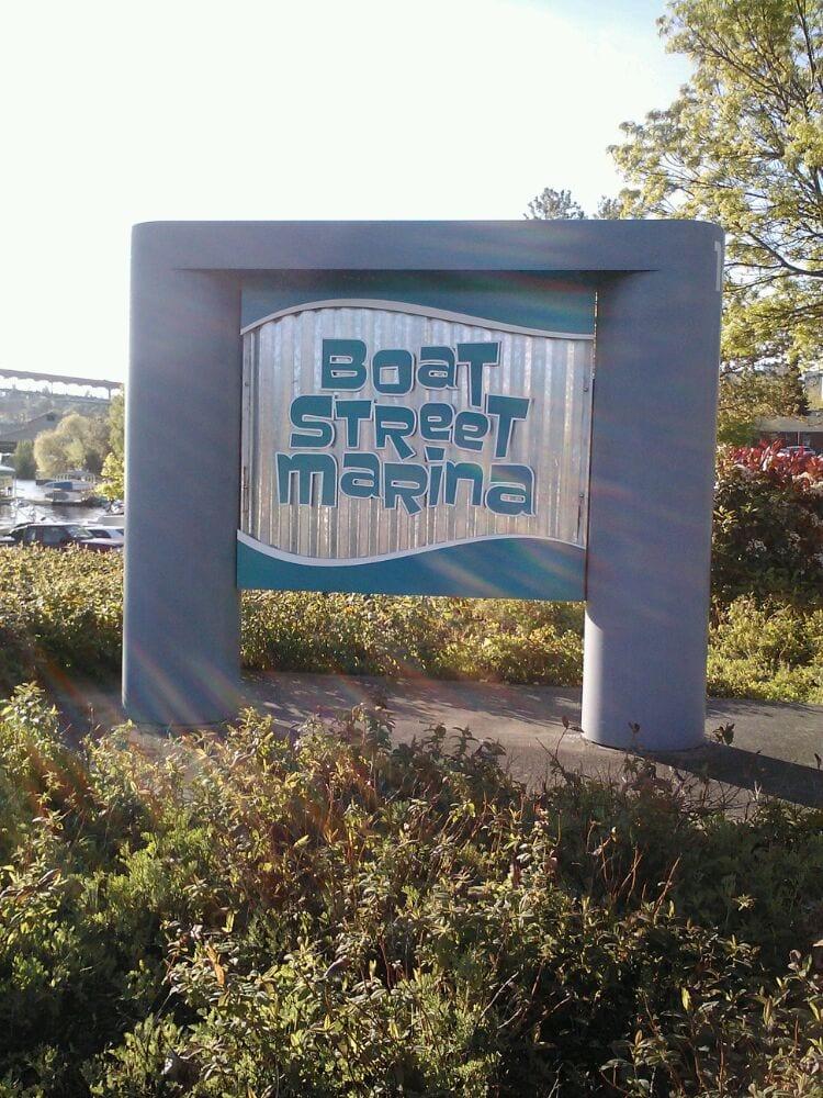 Boat Street Marina: 1101 NE Boat St, Seattle, WA
