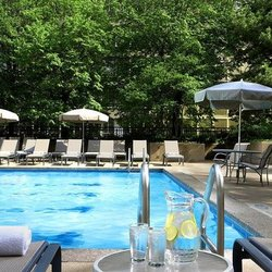 Sheraton Fitness Pool Swimming Pools 123 Queen Street W Downtown Core Toronto On