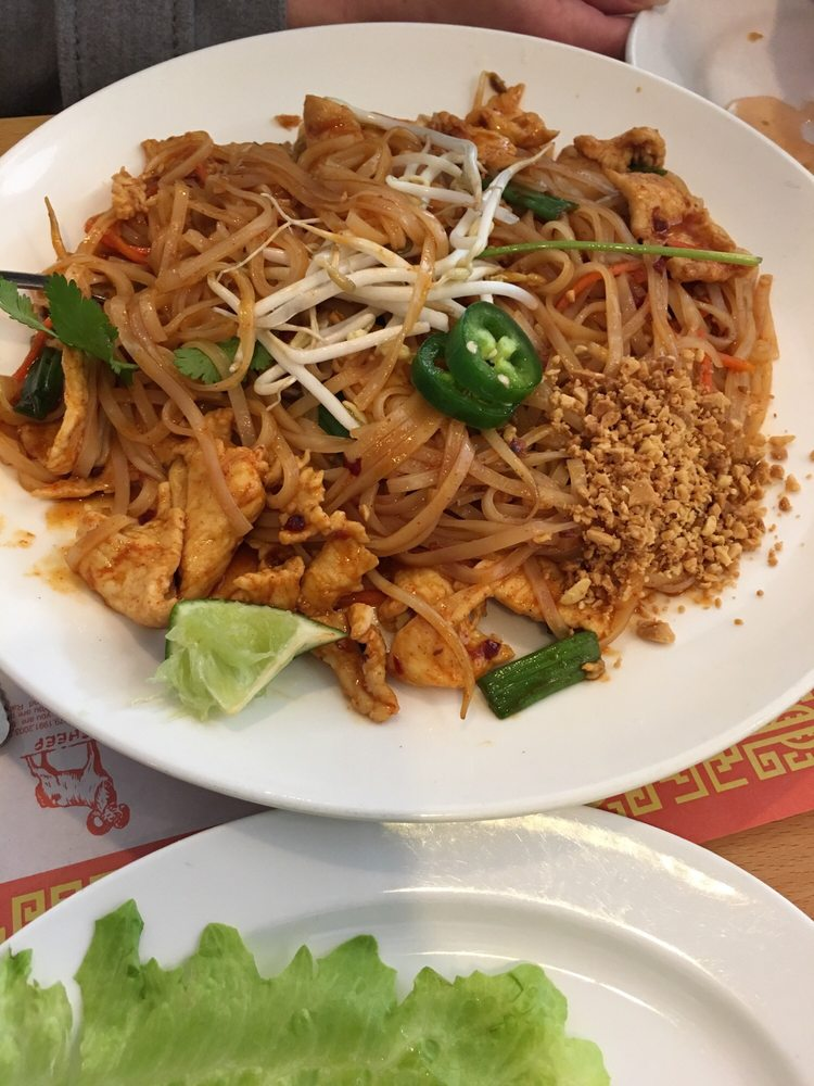 Food from Pho Saigon