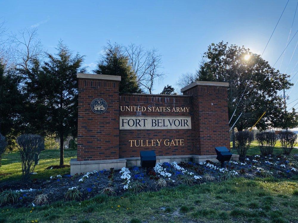 Fort Belvoir: 9500 Pohick Rd, Fort Belvoir, VA