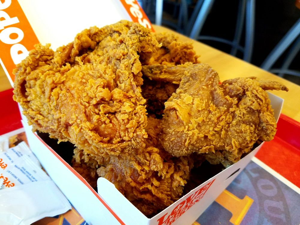 Listings of Popeyes locations in and near Chino Hills, CA, along with store hours and address maps. Locate the top-rated local fast food restaurants and learn about healthy food. Advertisement. Popeyes Listings. Popeyes Louisiana Kitchen. Edison Ave., Chino Hills, CA