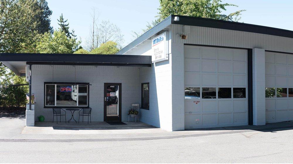 Stroh's Automotive: 4905 128th St E, Tacoma, WA