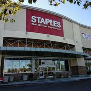 The Light Is On For Photo Of Staples