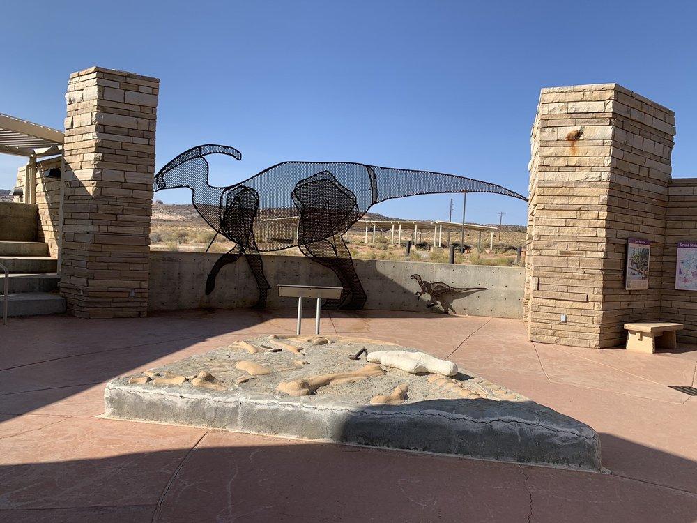 Big Water Visitor Center: 100 Upper Revolution Way, Big Water, UT