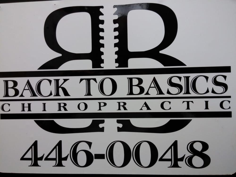 Back to Basics Chiropractic: 3620 Harlem Rd, Cheektowaga, NY