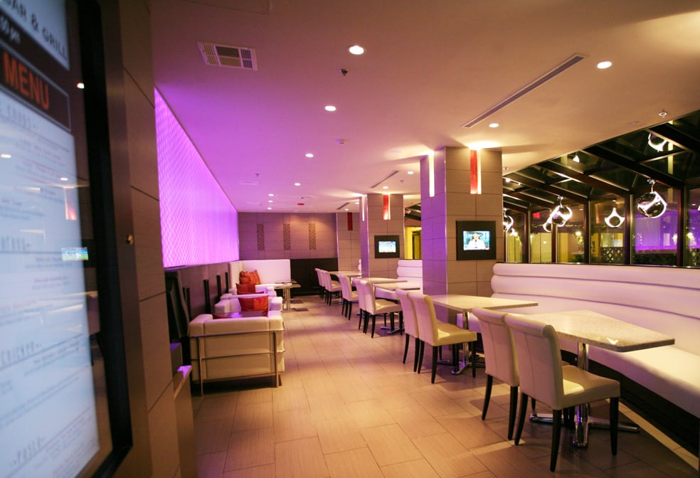 Restaurants Near Fullerton Hotel