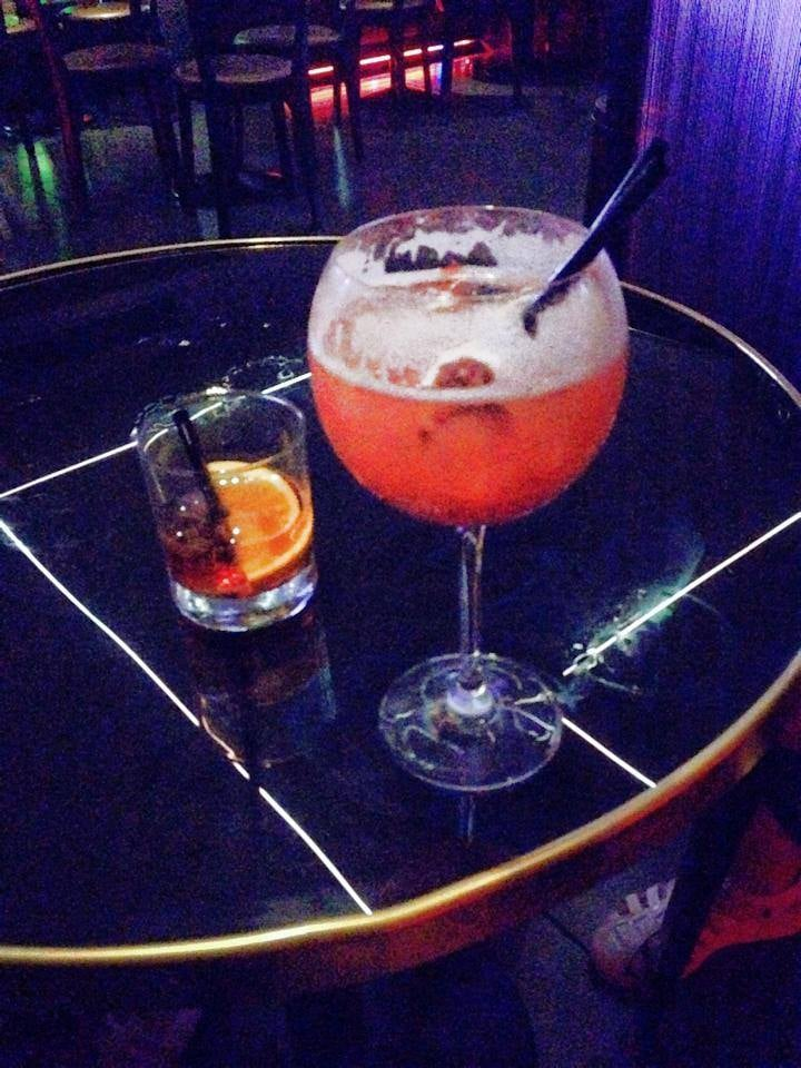 Chandelier Cafè - Lounges - Via Bisignano 45-55, Chiaia, Naples ...