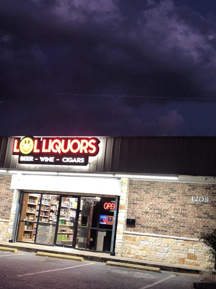 Lol Liquors: 1208 Fm 78, Schertz, TX