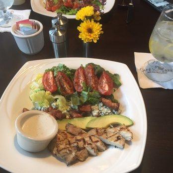 Cafe Navarre South Bend Lunch Menu