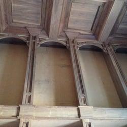 Lovely Photo Of Apex Furniture Refinishing   Marietta, GA, United States. Walnut  Paneling Without