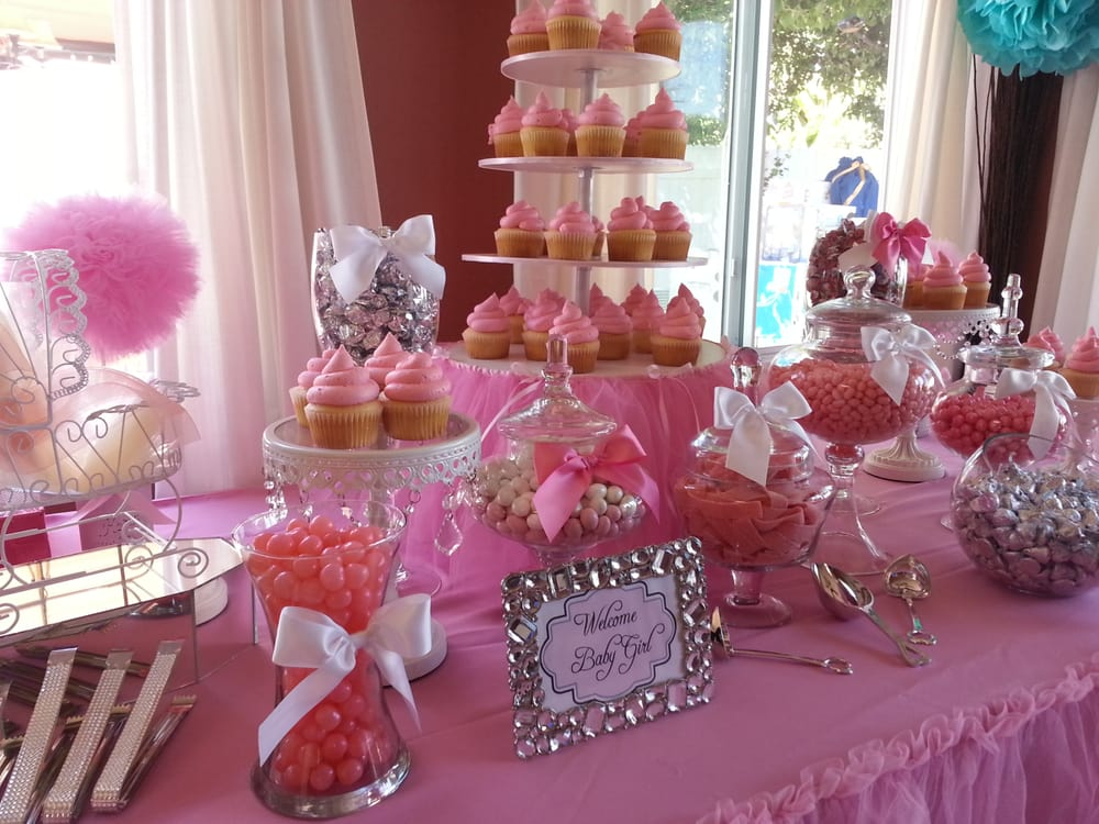 Photo Of Candy Vixen Candy Bar Buffets   Anaheim, CA, United States. Pink
