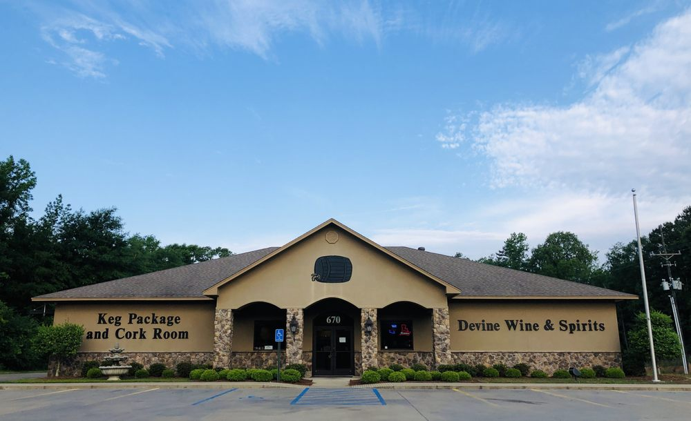 Devine Wine and The Keg Package: 670 Tarbutton Rd, Ruston, LA