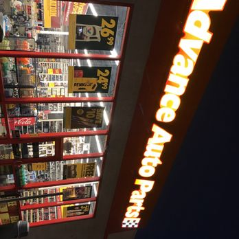 Advance Auto Parts 10 Photos Auto Parts Supplies 8304 Us
