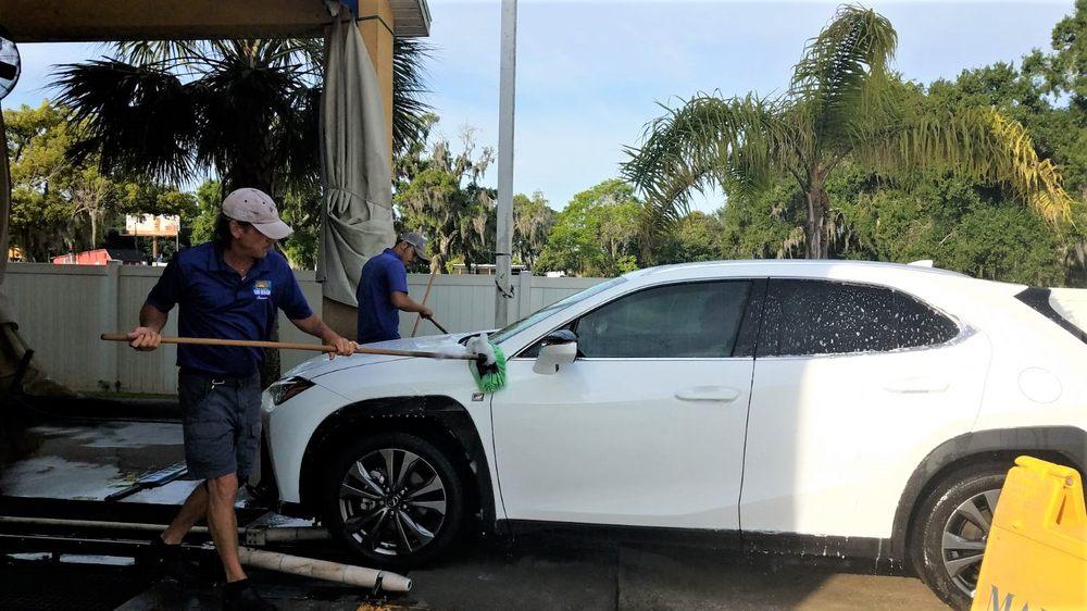 Time To Shine Car Wash: 1500 US Highway 92 W, Auburndale, FL