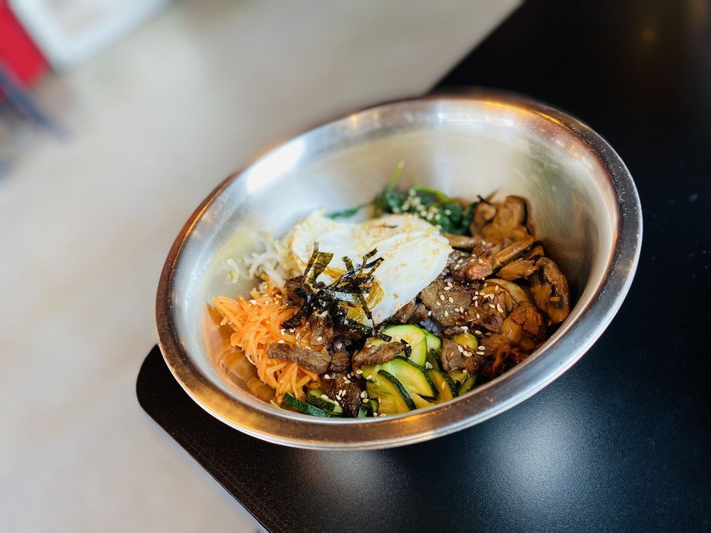 Food from Whistle Pig Korean