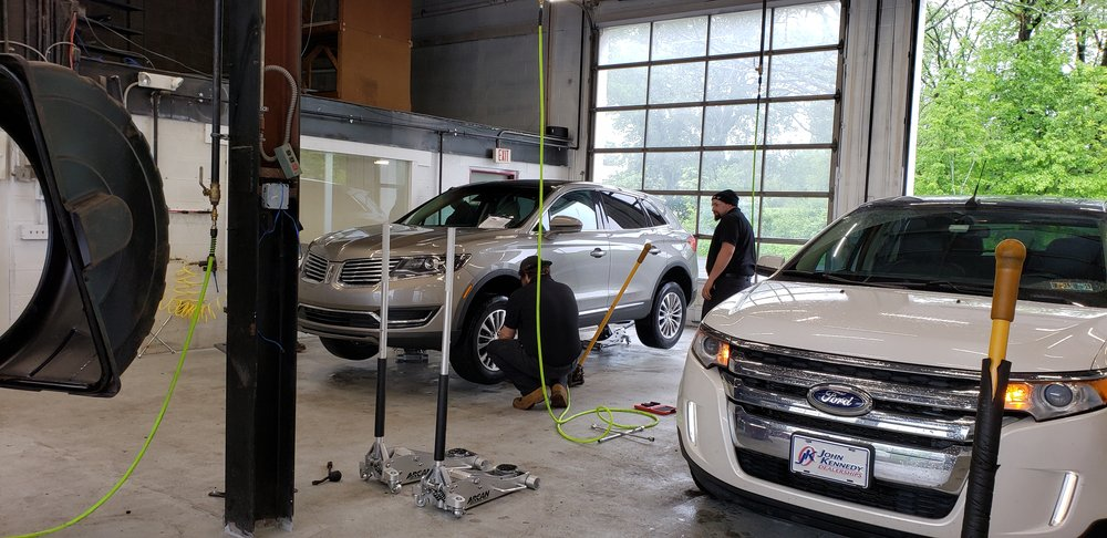Creamery Tire - Chalfont: 4309 County Line Rd, Chalfont, PA