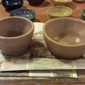 Pottery Class Hell S Kitchen