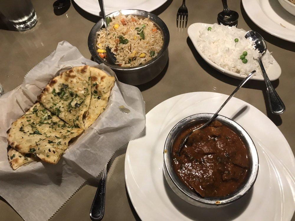 Minerva Indian Restaurant: 19050 Bruce B Downs Blvd, Tampa, FL