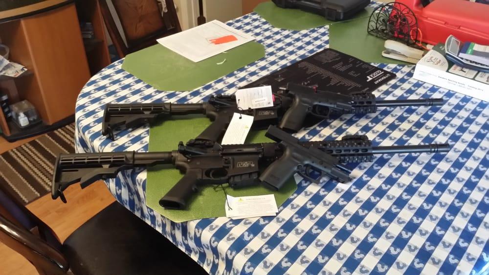 Ledbetter's Firearm Service: American Canyon, CA