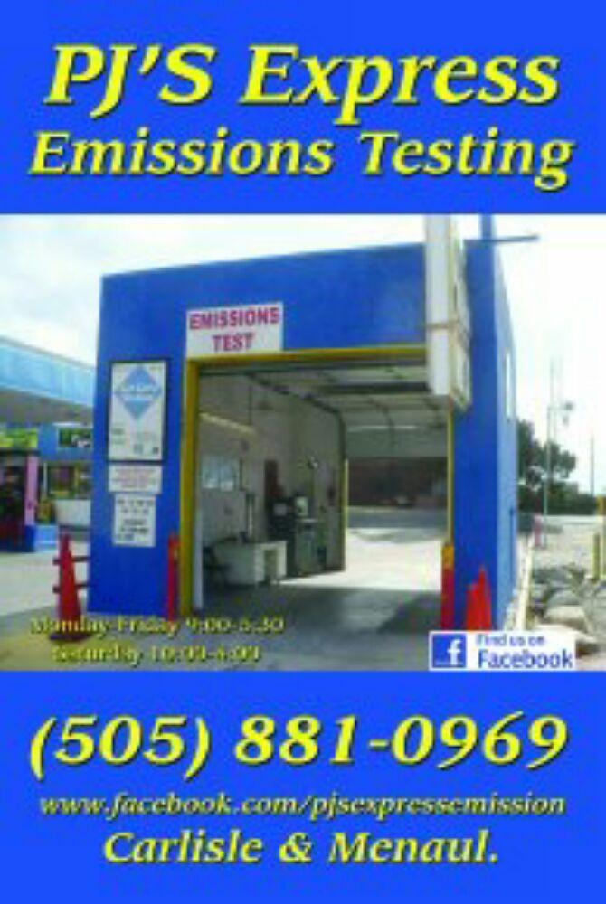 Pj S Express Emission
