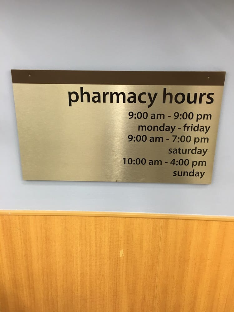 Kroger Pharmacy hours - Yelp