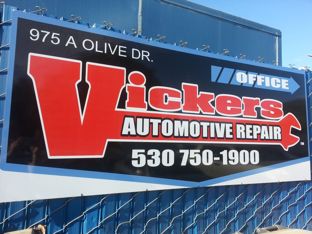 vickers automotive repair 138 reviews auto repair 975 olive dr davis ca phone number. Black Bedroom Furniture Sets. Home Design Ideas