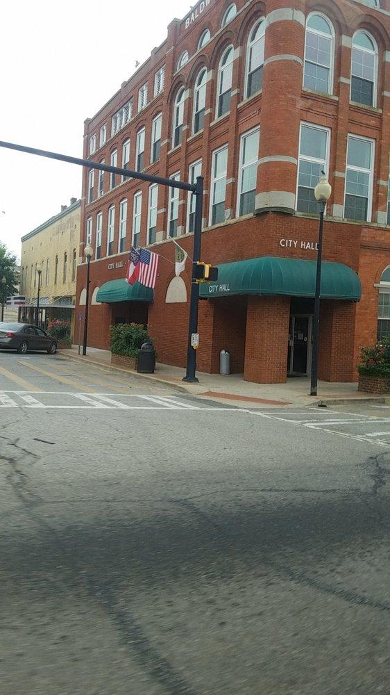 City of Dawson: 101 S Main St, Dawson, GA