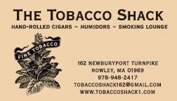 The Tobacco Shack: 162 Newburyport Tpke, Rowley, MA