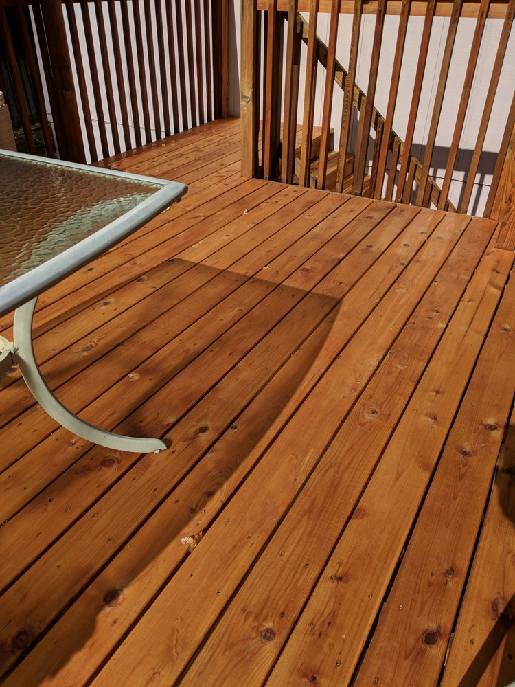 NW Deck & Fence Restoration