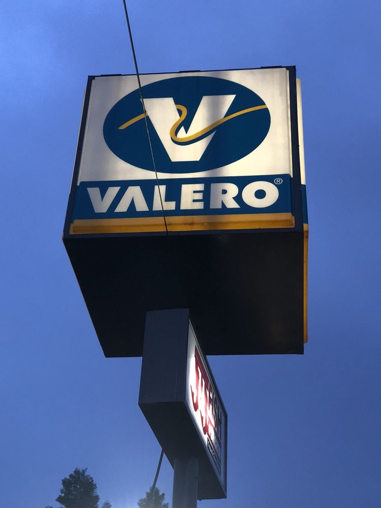 Valero: 1610 Fairgrounds Dr, Vallejo, CA