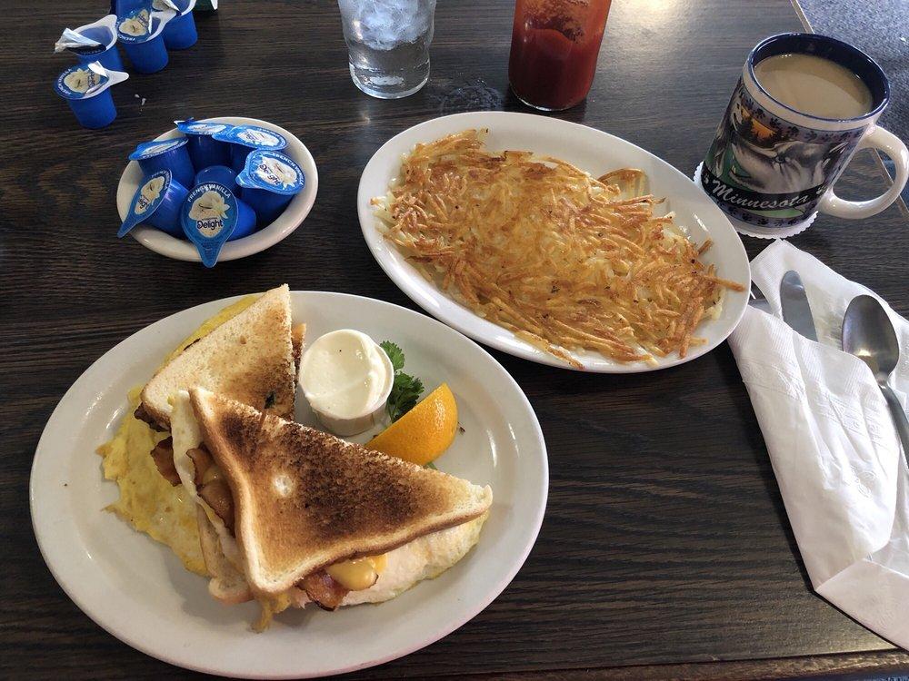 Bernie's Grill: 129 Central Ave N, Faribault, MN