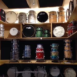 vic s drum shop 16 photos 25 reviews musical instruments teachers 345 n loomis near. Black Bedroom Furniture Sets. Home Design Ideas