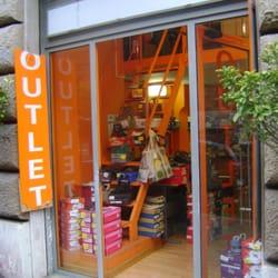 Outlet Mencucci - Outlet Stores - Via Cavour 68, Termini, Rome, Roma ...