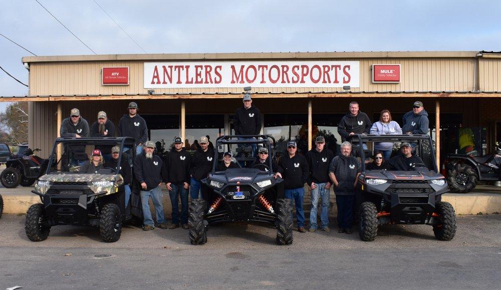 Antlers Motorsports: 216 W Main, Antlers, OK