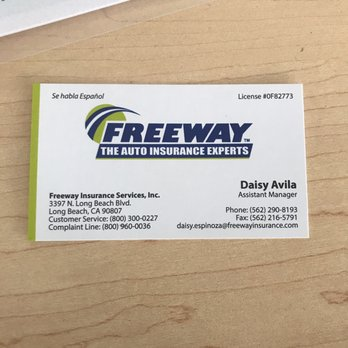 Freeway Insurance Services 11 s & 34 Reviews Auto Insurance