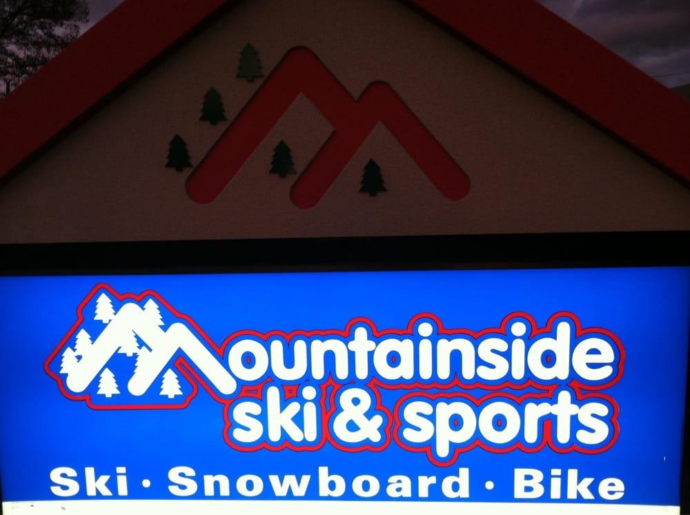 Mountainside Ski & Sports: 5142 E Trindle Rd, Mechanicsburg, PA