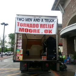 Photo Of Two Men And A Truck Tulsa Ok United States