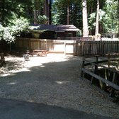 Exceptional Photo Of Cotillion Gardens RV Park   Felton, CA, United States. Campsite  Over