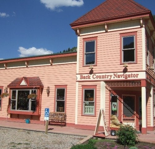 Back Country Navigator: 131 Gunnison Ave, Lake City, CO
