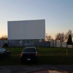 Sunset drive in middleport movies