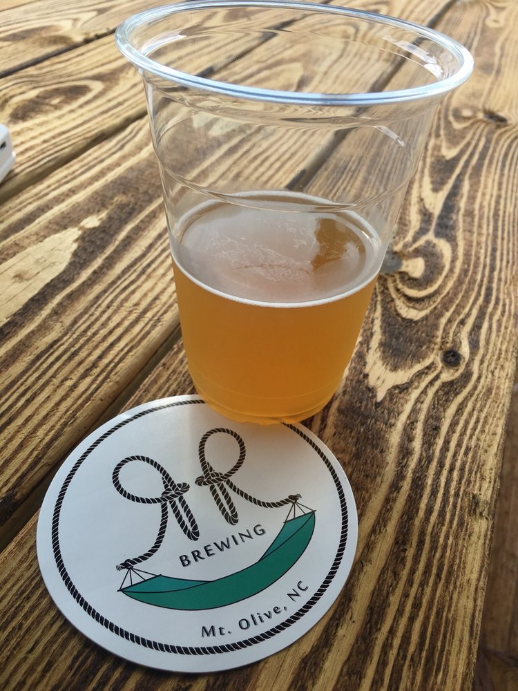 R & R Brewing: 541 NW Center St, Mount Olive, NC