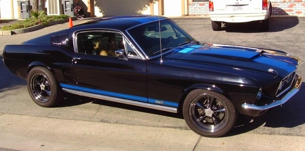 Mustang Repair Shops Near Me
